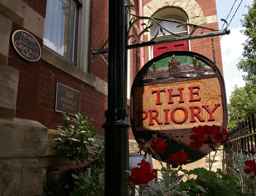 The Priory Hotel offers one-of-a-kind experience