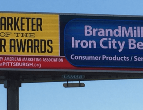 Pittsburgh Brewing Marketer of the Year