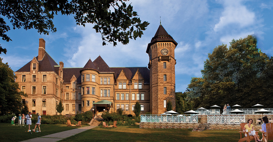 Westinghouse Castle Hotel by the Priory