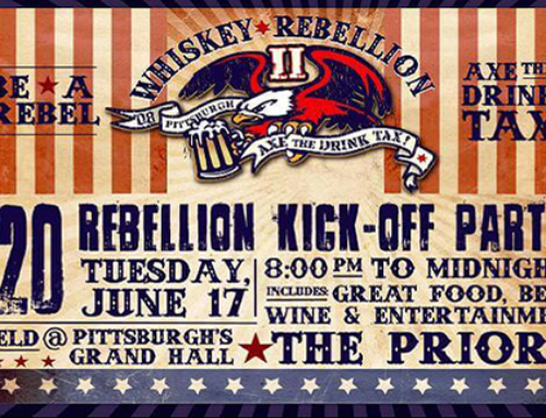 Whiskey Rebellion II Campaign Wins Grand Marketer of the Year