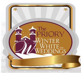winter-white-wedding-logo-priory-brandmill-wayhart