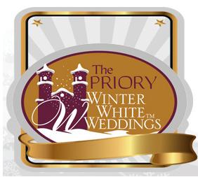 winter-white-wedding-logo-priory-brandmill-wayhart